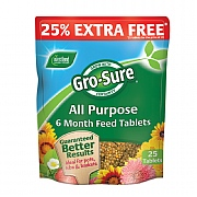Wesltand Gro-Sure All Purpose 6 Month Slow Release Feed Tablets 25pk