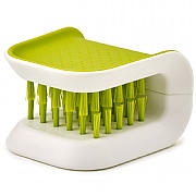 Joseph Joseph Bladebrush Knife & Cutlery Cleaner Green