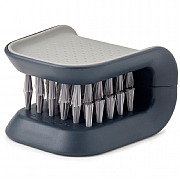 Joseph Joseph Bladebrush Knife & Cutlery Cleaner Grey