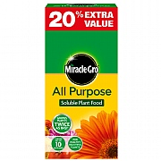 Miracle-Gro All Purpose Soluble Plant Food 1.2kg