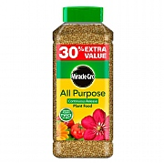 Miracle Gro All Purpose Continuous Release Plant Food 1.3kg