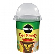 Miracle Gro Pot Shots All Purpose 6 Month Plant Food Cones