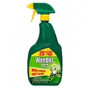 Weedol Lawn Weedkiller Ready To Use 1L