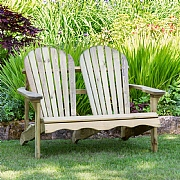 Zest 4 Leisure Lily Relax 2 Seater Bench