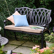 Hartman Florence Bench with Cushion