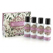 AAA White Jasmine Floral Travel Set