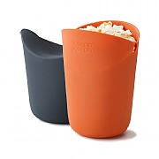 Joseph Joseph M-Cuisine Single Serve Popcorn Maker Set of 2