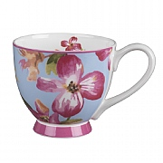 Portobello Sandringham Bloom Fine Bone China Mug