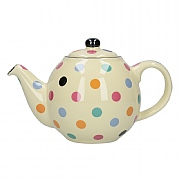 London Pottery Globe 4 Cup Teapot - Multi Spot