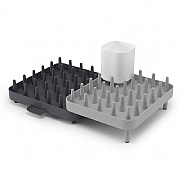 Joseph Joseph Connect Adjustable Dish Rack Grey