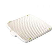 Joseph Joseph Flip Double Sided Draining Board White & Green