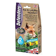 Defenders Fox & Wildlife Repellent Sachets  (2 x 50g)
