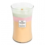 Woodwick Summer Sweets Trilogy Large Candle