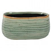 Ivyline Como Planter - Mint