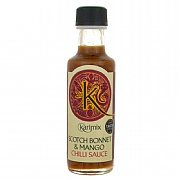 Karimix Scotch Bonnet & Mango Chilli Sauce 100ml