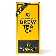 Brew Tea Company English Breakfast Loose Leaf Tea 113g