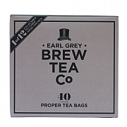 Brew Tea Company Earl Grey 40 Whole Leaf Tea Bags