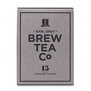 Brew Tea Company Earl Grey 15 Whole Leaf Tea Bags