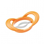 KitchenCraft Mango Cutter and Pitter Orange