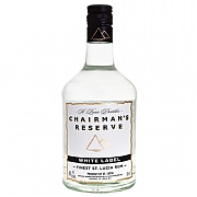 Chairman's Reserve White Label Rum 70cl - 40% ABV