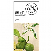 Webbs Bergamot Dark Chocolate 90g