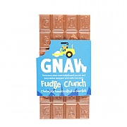 Gnaw Fudge Crunch Chocolate Bar 110g
