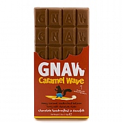 Gnaw Caramel Wave Chocolate Bar 110g