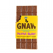 Gnaw Peanut Butter Chocolate Bar 100g