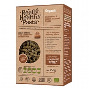 Really Healthy Pasta Buckwheat & Golden Flaxseed Fusilli Pasta 250g