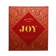 Wax Lyrical JOY Vanilla & Cranberry Twin Wick Candle