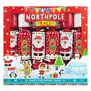 Rudolph's Northpole Race Crackers