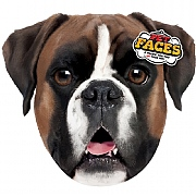 Pet Face Boxer Cushion
