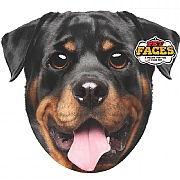 Pet Face Rottweiler  Cushion