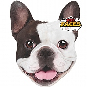 Pet Face French Bulldog Cushion
