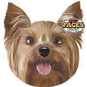Pet Face Yorkshire Terrier Cushion