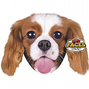 Pet Face King Charles Cushion