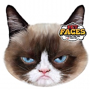 Pet Face Grumpy Cat Cushion