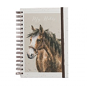Wrendale 'Spirit' A5 Spiral Notebook