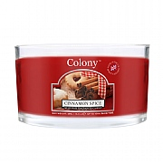 Wax Lyrical Colony Cinnamon Spice Multi Wick Candle