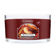 Wax Lyrical Colony Mulled Wine Multi Wick Candle