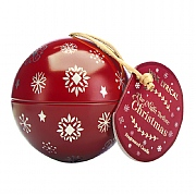 Wax Lyrical Vanilla & Cranberry Small Bauble Candle