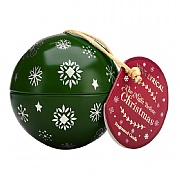 Wax Lyrical Frosted Pine Wax Filled Bauble