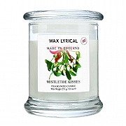 Wax Lyrical Mistletoe Kisses Candle Jar