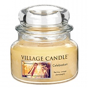 Village Candle Celebration Small 11oz Jar Candle