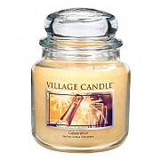 Village Candle Celebration Medium 16oz Jar Candle