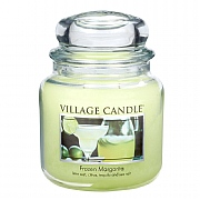 Village Candle Frozen Margarita Medium 16oz Jar Candle