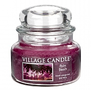 Village Candle Palm Beach Small 11oz Jar Candle