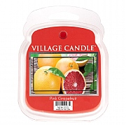 Village Candle Pink Grapefruit Wax Melt