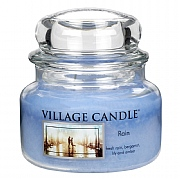 Village Candle Rain Small 11oz Jar Candle