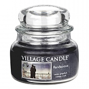 Village Candle Rendezvous Small 11oz Jar Candle